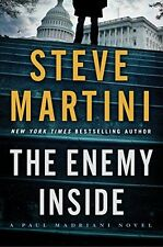 Paul Madriani: The Enemy Inside 13 (2015, Hardcover)