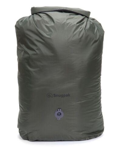 Snugpak Dri-Sak with Air Valve - Waterproof storage bag