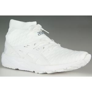 Details zu ASICS GEL Kayano Trainer Knit MT Herren Schuhe Neu OVP Sneaker weiß Turnschuhe