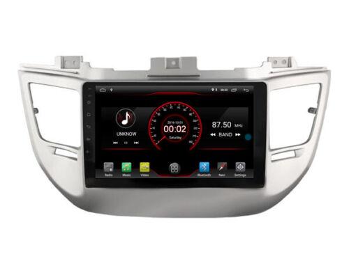 "Car GPS Radio Navi Player for Hyundai Tucson ix35 2015-2019 9/"" Android 9.1 Dab+"