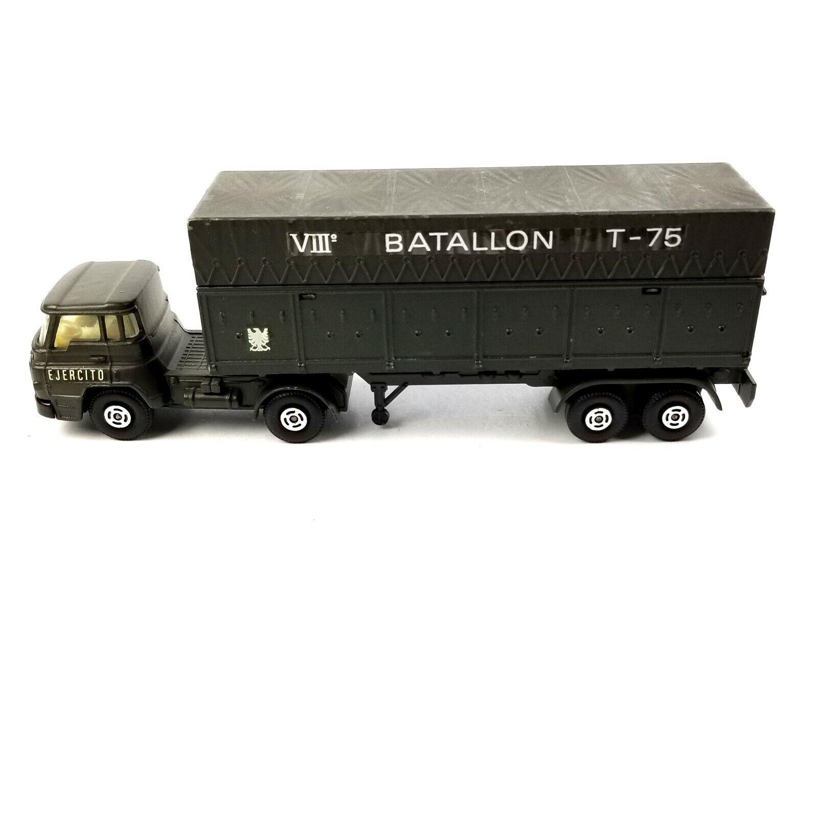 clásico atemporal Guiloy Barreiros España expagne Metal Escala 1 66 camión militar militar militar Canon Camion  Obtén lo ultimo