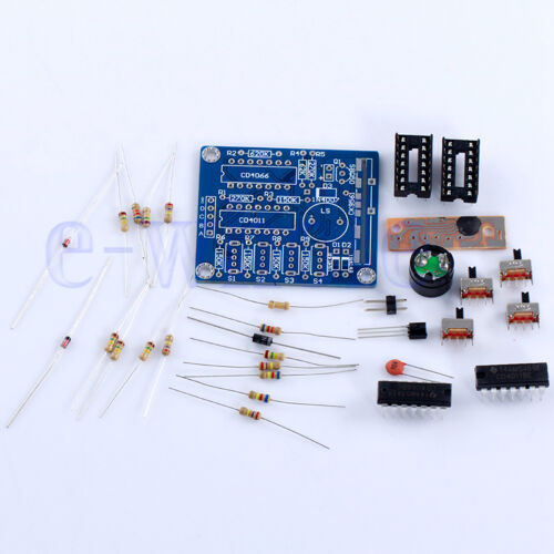 16 Musik-BOX DIY Kit Soundmodul ICSK052A 4.5-5V DL