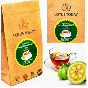 Details About Garcinia Cambogia Tea 60g 21bags Diet Slimming Weight Loss Detox Fat Burning Tea