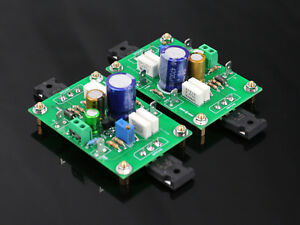 One-pair-Assembeld-PASS-ACA-5W-Single-ended-Class-A-FET-MOS-amplifier-board