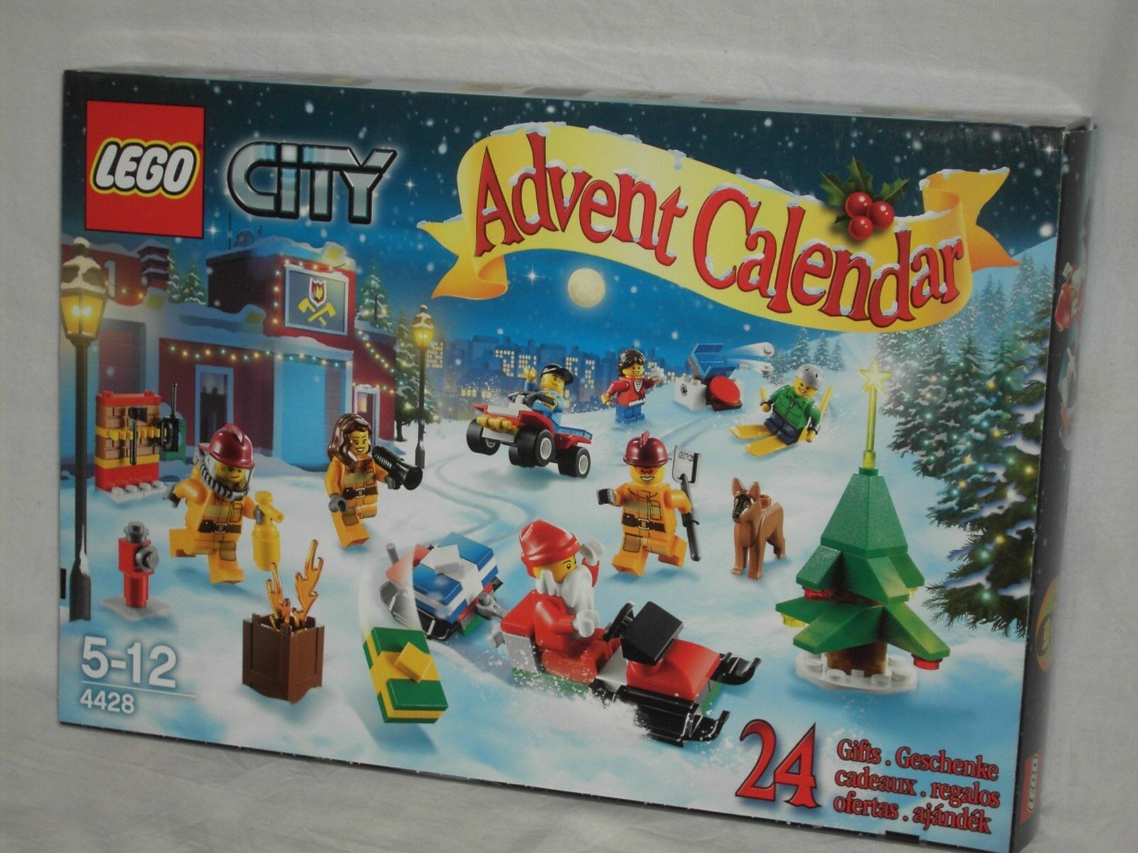 LEGO CITY 4428 - ADVENT CALENDER   NEW AND SEALED
