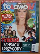 To & Owo TV 29/2015 ALESSANDRA AMBROSIO,Mark Wahlberg,Pierce Brosnan,Vera Bila