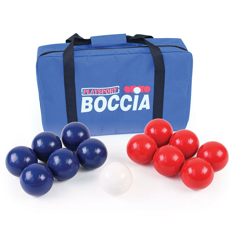 PlaySport Boccia Set with Carry Bag