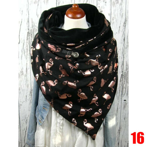 1PC Warm Long Large Wrap Scarf Accessories Scarf Muffler Plush Soft Scarves