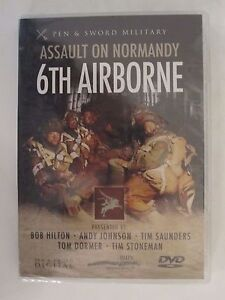 Assault-on-Normandy-6th-Airborne-100-minute-DVD-WWII