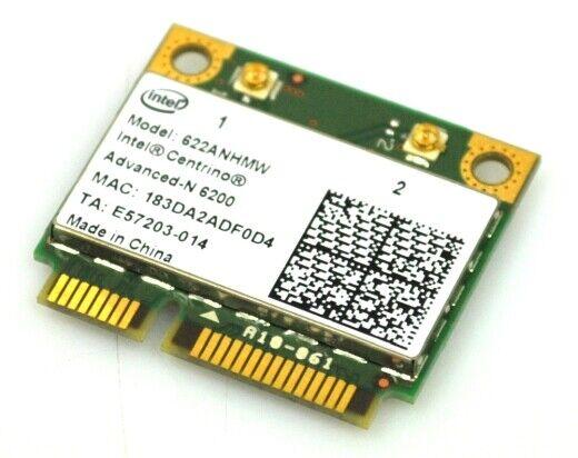 INTEL 622ANHMW NOTEBOOK  WLAN MODULE PUMAPEAK 2X2  Mini PCIe E57203-014 NEU