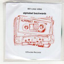 (GE870) Alphabet Backwards, 80's Pop Video - 2009 DJ CD