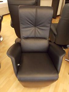 Easy Swing Sessel 7953 Himolla Leder Körperdruck Vorrätig Ebay