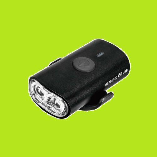 Topeak HeadLux 450 Lm Rechargeable USB DEL Vélo Phare Lumière