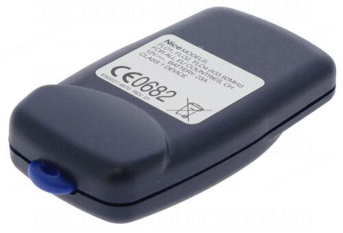 NICE FLO4 433.92 MHz DIP switch PROGRAMMABILE 4 tasti canali CE0682 Gate remote