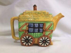 shorter-amp-sons-gypsy-wagon-or-romany-caravan-teapot