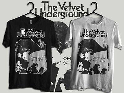 THE VELVET UNDERGROUND Rock T-shirt Bowie Iggy Pop Pixies S-3XL