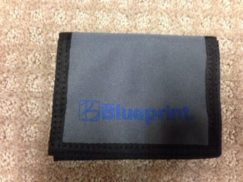 "Men/'s Wallets /""Blueprint/'/'--Grey"