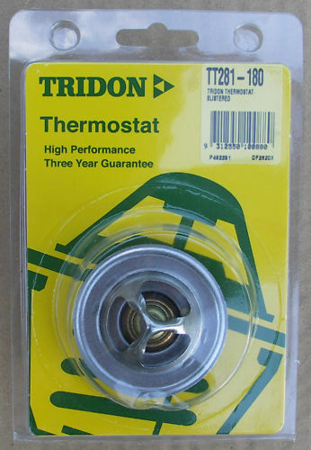 HI-FLOW THERMOSTAT TT281-180 SUIT LEXUS MITSUBISHI NISSAN PROTON TOYOTA