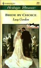 Bride By Choice (Italian Grooms)-ExLibrary