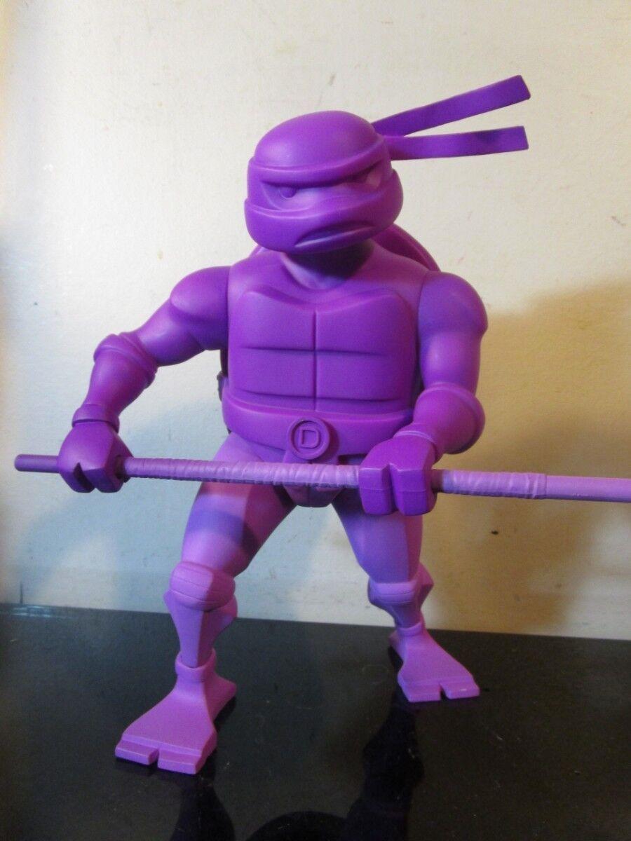 Kidrobot Teenage Mutant Ninja Turtles 7 Inch Donatello Vinyl Figure~