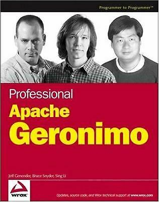 Professional Apache Geronimo by Genender, Jeff
