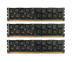 24 Go 1333 MHz RAM (3x 8 Go ddr3 ECC Registered) Apple Mac Pro Memory mise à niveau Kit