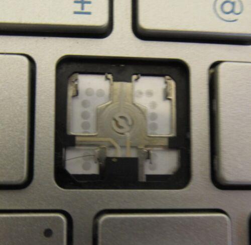 One Key from HP Envy 15-Q178CA 15-Q Series Keyboard *Silver* 760743-DB1 V140626A