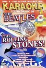 Karaoke to The Music of The Beatles and The Rolling Stones 5022810604730 DVD