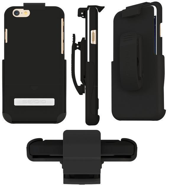 Seidio Hliph6asc2 Iphone 6 6s Surface Holster For Sale Online Ebay