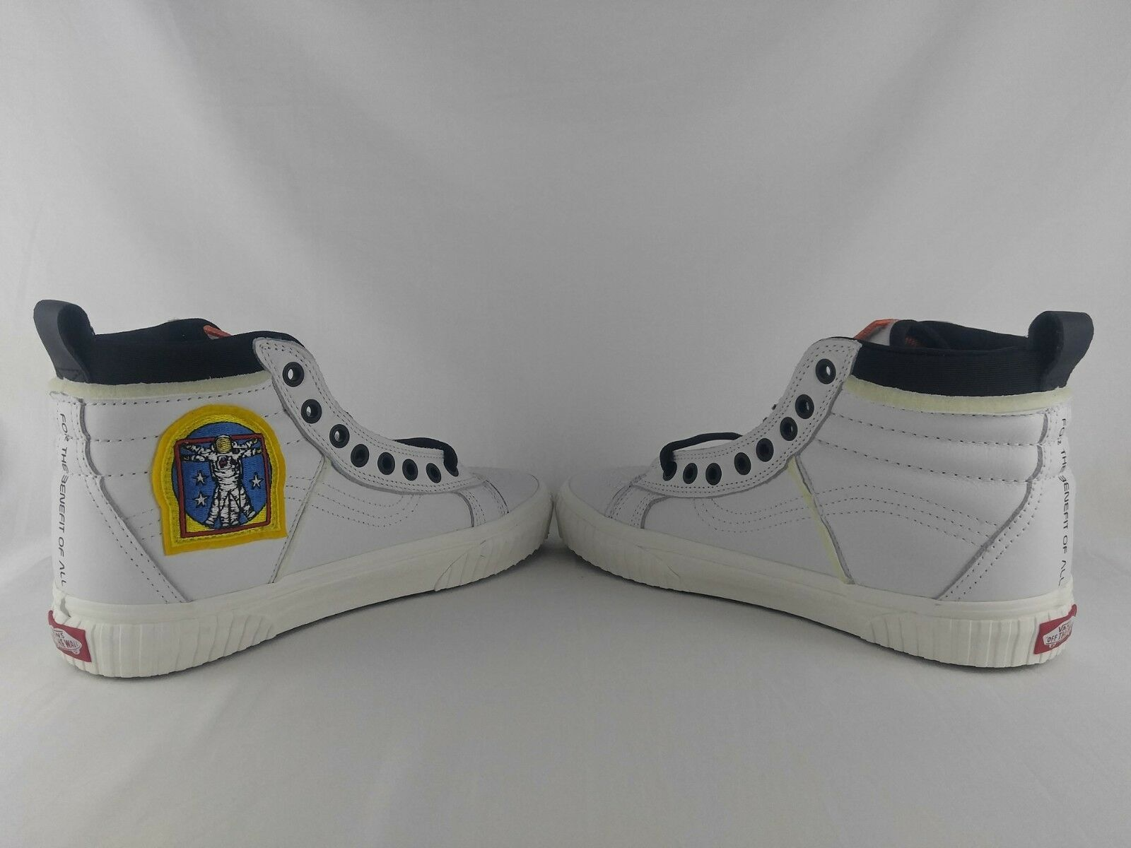 cc7bbc48ab9 Vans X NASA High Size 5 Space Voyager Sk8-Hi 46 DX White Shoes Confirmed  Order  fashion  clothing  shoes  accessories  mensshoes  athleticshoes (ebay  link)