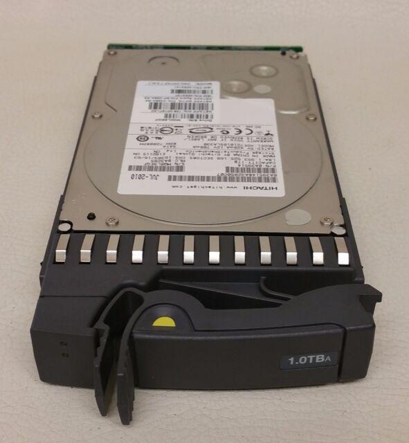 """NetApp 1TB 7.2K SATA X298A-R5 3.5/"""" HDD for FAS2020 FAS2040 FAS2050 108-00197"""