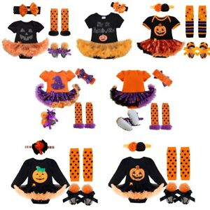 image is loading infant baby girls my 1st halloween romper tutu