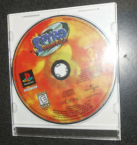 Spyro-Riptos-Rage-Ps1-Playstation-1-1999-Game-Disc-only