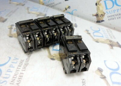 General Electric GE THQL1120 Circuit Breakers 20 Amp 1 Pole 120//240 VAC 6