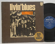 Livin´Blues   Bamboozle    Blues Killer   1972     Philips 6413 024     NM # B