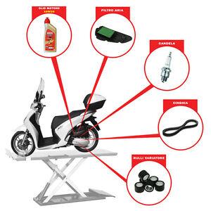 Set-Service-Motor-Ubertragung-Honda-Sh-150-Ie-ABS-2013-2014