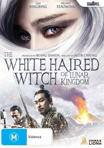 1 of 1 - The White Haired Witch Of Lunar Kingdom (DVD, 2015)