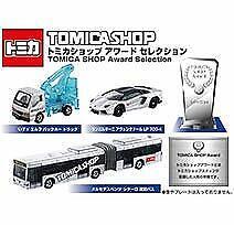 Tomica shop award selection 3 set Isuzu Lamborghini  Mercedes-Benz