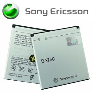 Batterie-Sony-Ericsson-BA750-Pile-Batteri-Baterija-Xperia-Arc-S-X12-LT15i-LT18i