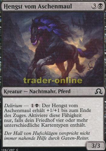 shadows over Innistrad Magic stallion of ashmouth 4x étalon du aschenmaul