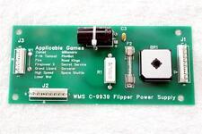 NEW Flipper Power Supply Board for Williams / Data East , C-9939, 520-5001-00