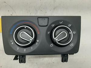 2019-PEUGEOT-BOXER-Heater-Air-Con-A-C-Climate-Controller-A72000500