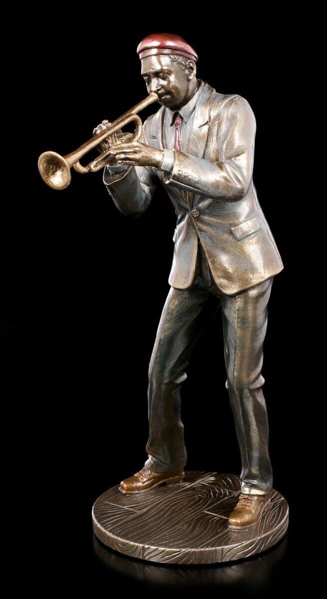 Musicista Figura - Jazz Trombettista - Veronese Jazzmusiker Nastro