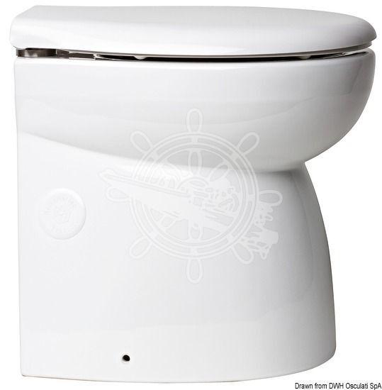 Osculati WC ElegantHoch hinten gerad gerad gerad 12 V 6d3041