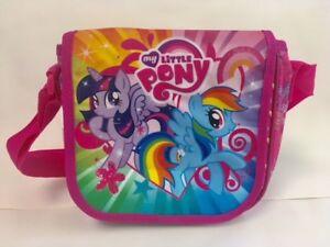 NEW-My-Little-Pony-Small-Messenger-Bag-Handbag-9-034-Free-Delivery