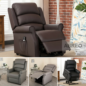 Enjoyable Details About Electric Recliner Mobility Lift And Rise Tilt Riser Arm Chair Leather Fabric Creativecarmelina Interior Chair Design Creativecarmelinacom