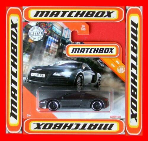 Matchbox 2020 audi r8 MBX City 29//100 neu/&ovp