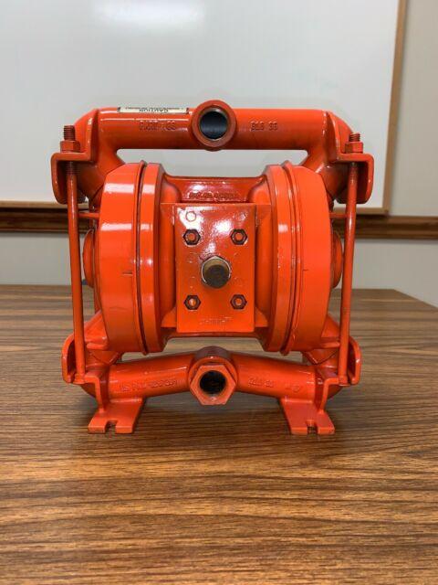"""Wilden 2"""" Stainless Steel Diaphragm Pump"""