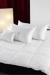 Siberian 800 Fill Power White Goose Down Pillow King