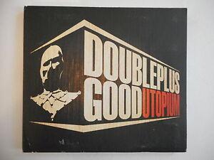 UTOPIUM-DOUBLEPLUSGOOD-CD-ALBUM-gt-PORT-GRATUIT